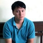 Bùi Danh Quang sinh năm 89 đánh rách môi công an