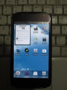 Điện thoại cảm ứng Hàn Quốc Sky A820L