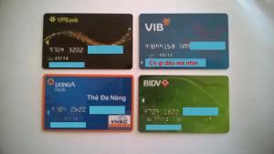 Số thẻ liên ngân hàng in trên thẻ ATM