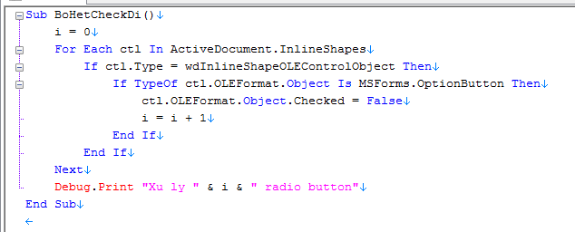 vba-script-unchecked-all-radio-button-word