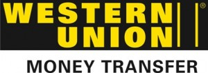 logo western union - transfer money
